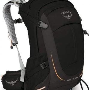B01IEX2WJG - Osprey Packs Sirrus 24 - Black OS
