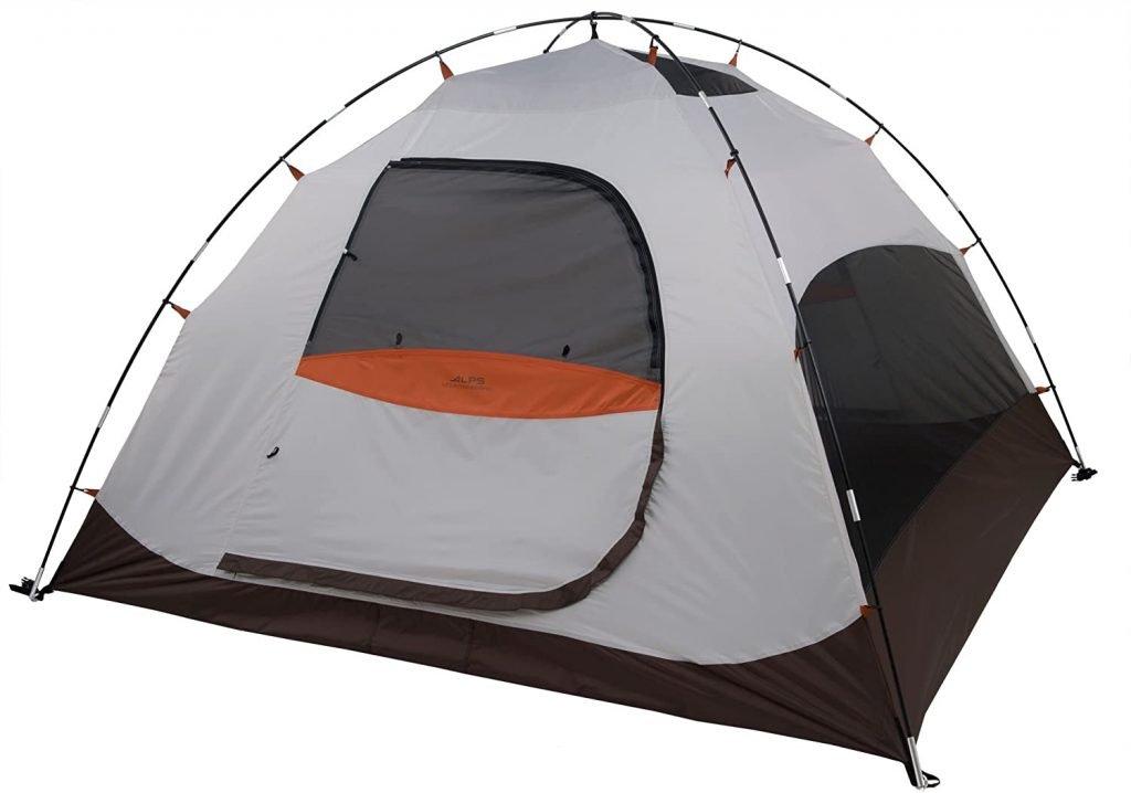 B004SKCKY2 - ALPS Mountaineering Meramac 4-person Tent