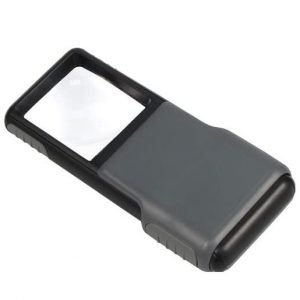 B00524H8MC - Carson 5x MiniBrite LED Lighted Slide-Out Aspheric Magnifier with Protective Sleeve