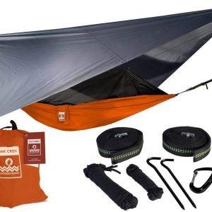 B07JBSN8LZ - Oak Creek Camping Hammock with Accessories