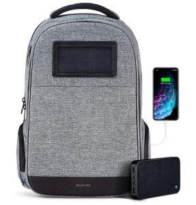B07XFFNMRB - Solgaard Lifepack with Solarbank Backpack