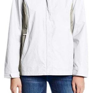 B00DQYPXY0 - Columbia Women's Arcadia Ii Waterproof Breathable Jacket with Packable Hood