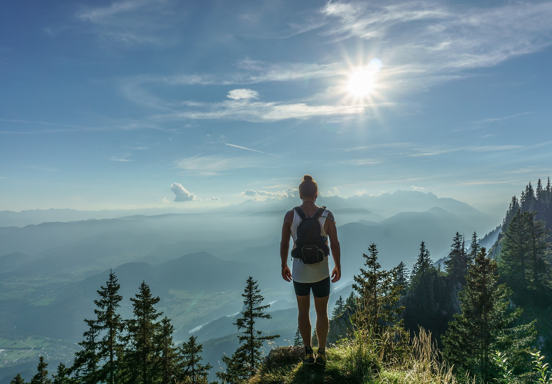 10 Benefits of Backpacking Alone that You Didn't Know