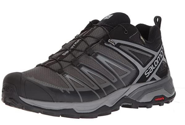 B073K2VC5F - Salomon Men's X Ultra 3 GTX Hiking Shoes