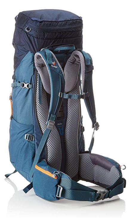 B074D3G6SJ - Deuter Aircontact Lite 50+10 Backpack