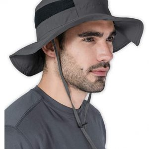 B07HQTD4FX - Fishing & Hiking Boonie Sun Hat