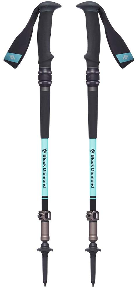 B07KXZJG9L - Black Diamond Trail Pro Shock Trekking Poles