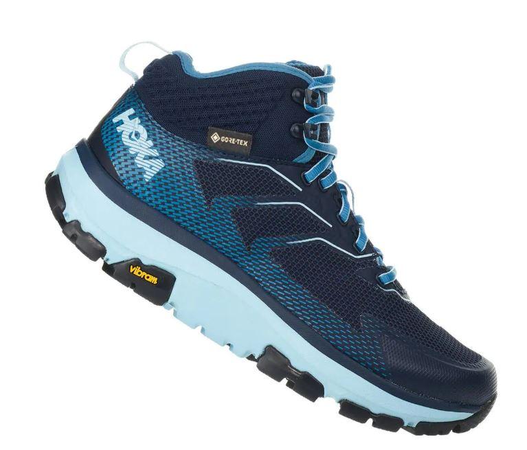 B07T1N465Z - HOKA ONE ONE Women's TOA Gore-Tex Waterproof Boots