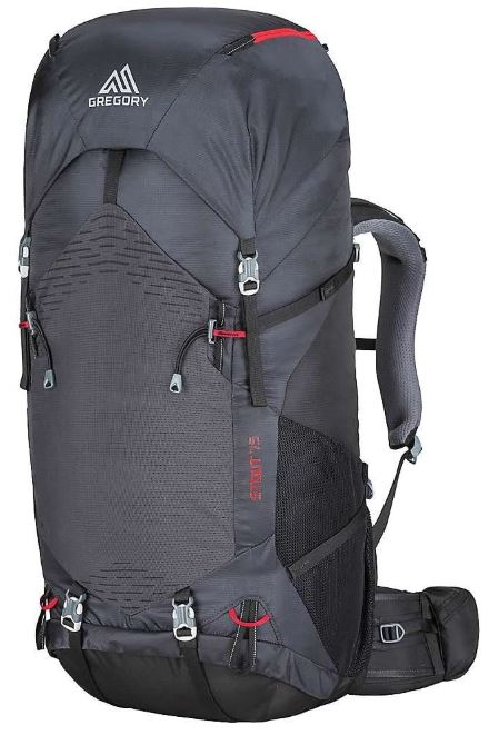 Gregory Mountain Products Stout 75 Liter Men S Backpack