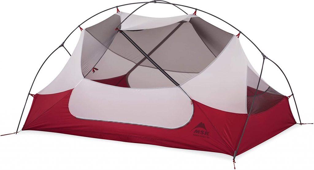 B07M7MWJ8Q - MSR Hubba Hubba NX 2-Person Lightweight Backpacking Tent
