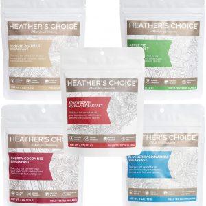 B07QTKLN4Y - Heather's Choice, Buckwheat Breakfast Variety Pack