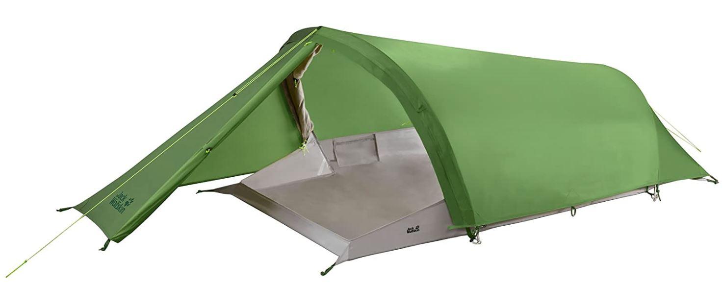 B01JB9H3XC - Jack Wolfskin Gossamer II Lightweight 2-Person Backpacking Tent