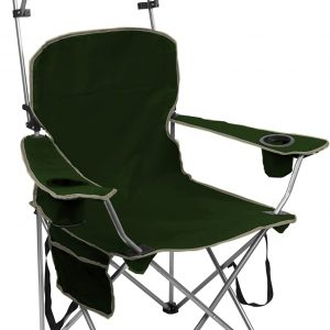 B006QR1K46 - Quik Shade Adjustable Canopy Folding Camp Chair