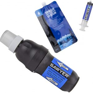 B00B1OSU4W -- Sawyer Products Squeeze Water Filtration System