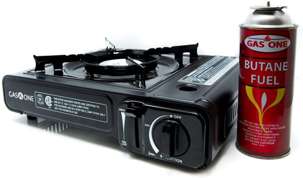 B00BS4RP7S - Gas ONE GS-3000 Portable Gas Stove