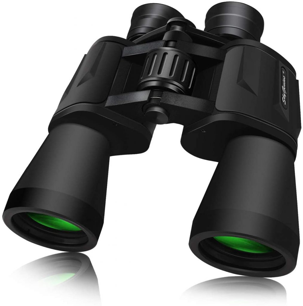 B01MQVXHUM - SkyGenius 10 x 50 Powerful Binoculars