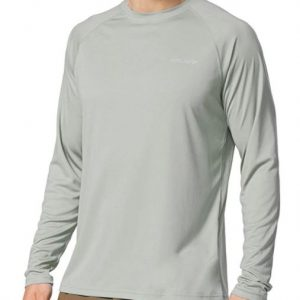 B071F121YC - BALEAF Men's UPF 50+ Sun Protection Shirts Long Sleeve Dri Fit SPF T-Shirts
