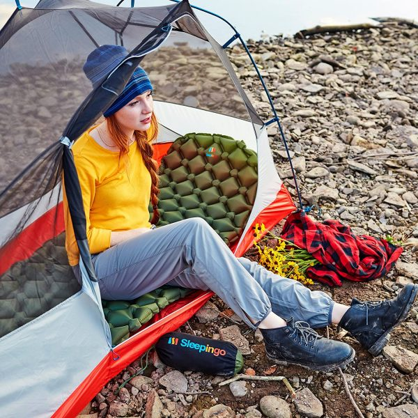 B07FP4Z3RZ - Sleepingo Camping Sleeping Pad