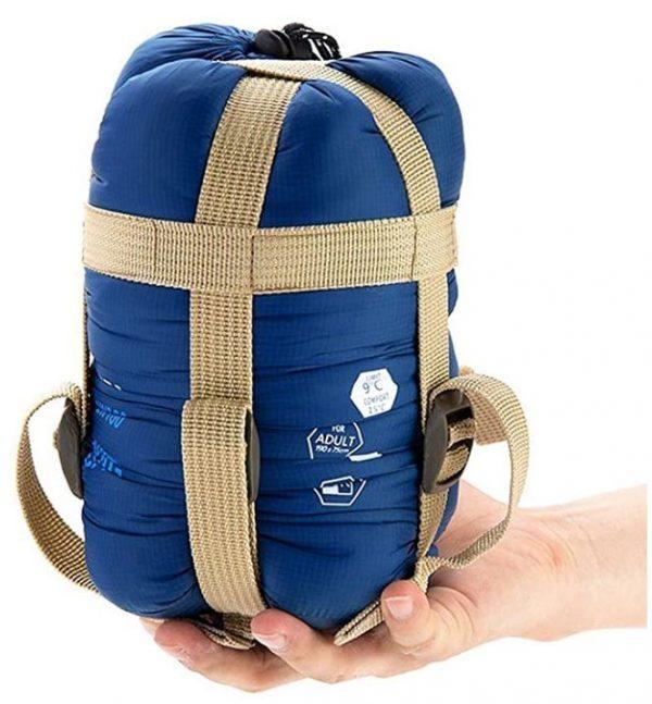 B07KNLXGHJ - ECOOPRO Warm Weather Sleeping Bag