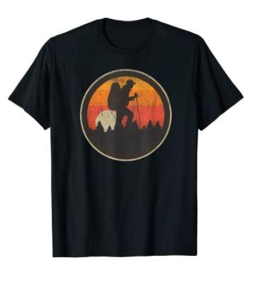 B07TJD1XTQ - Camping Hiking Backpacking Outdoor Wilderness T-Shirt